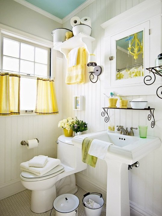 Contemporary-Small-Bathroom-Decorating-Pictures