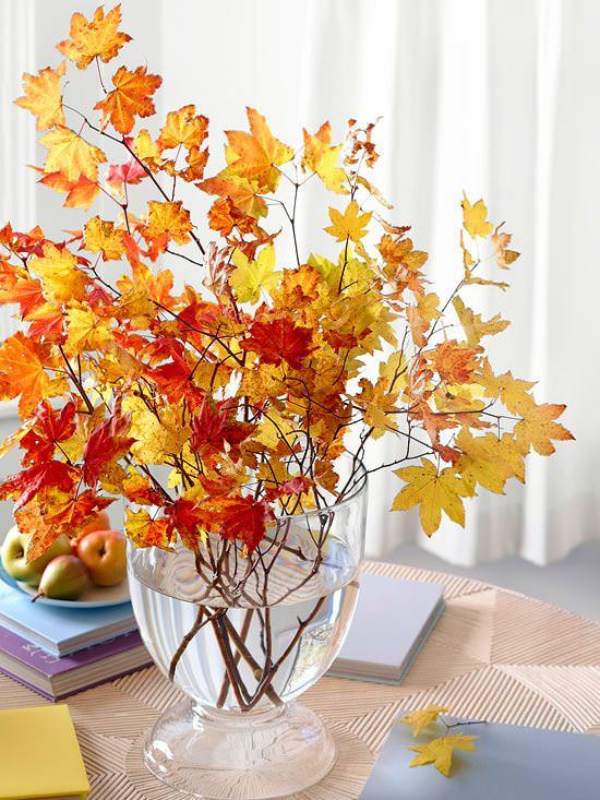 Easy and inexpensive fall decorating ideas the budget