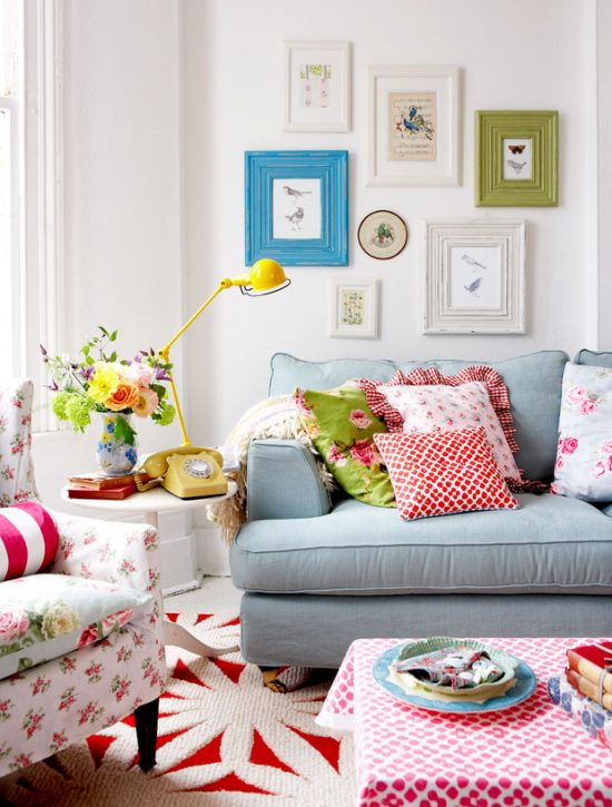 Bring Color to your home