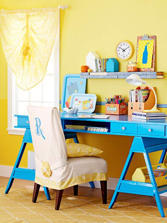 Painted furniture project