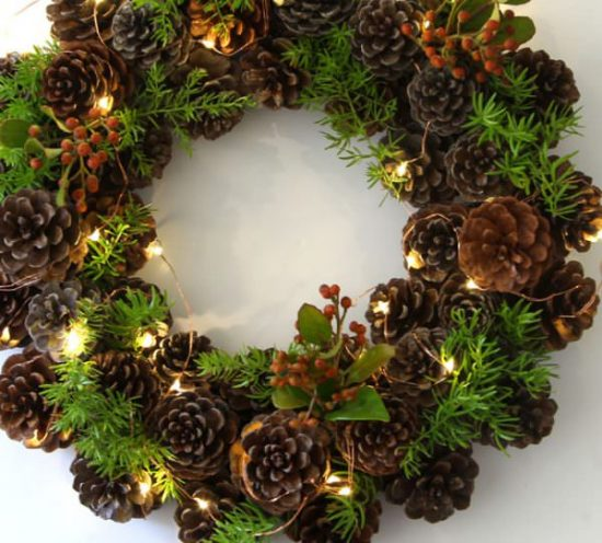 Holiday Wreaths - DIY Christmas Wreaths You Can Make