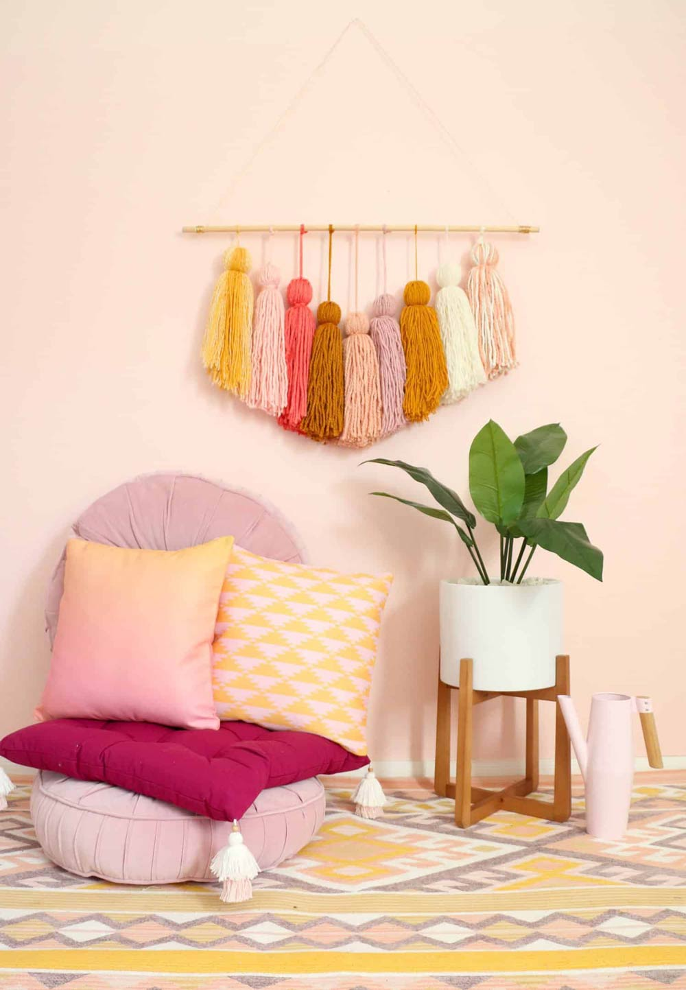 Cheap And Easy Diy Wall Decor Ideas The Budget Decorator