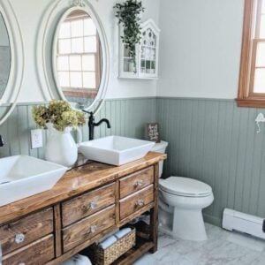 8 Pretty Cottage & Country Bathroom Ideas You Should Copy