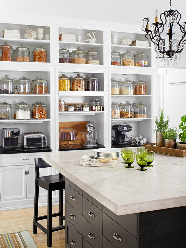9 Simple Kitchen Organization Ideas • The Budget Decorator