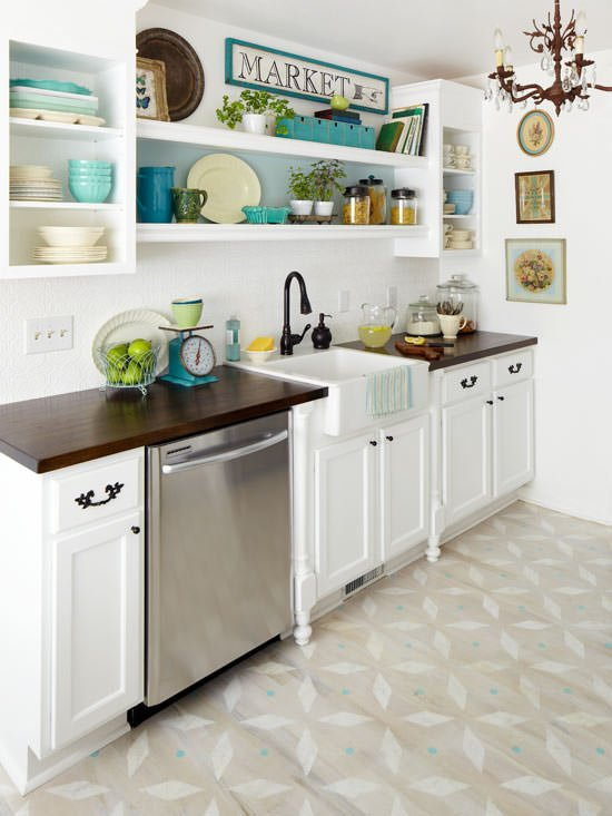 Quick Kitchen Makeovers 4