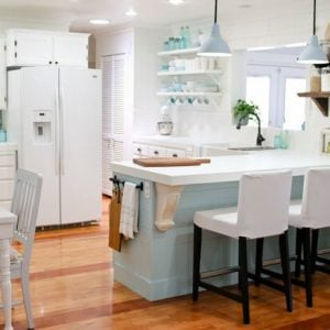 Quick Kitchen Makeover Ideas!
