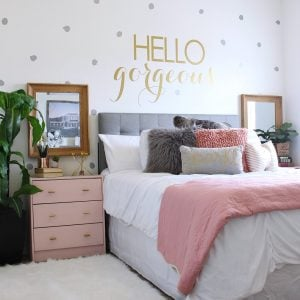 Teen Bedroom Decorating: 5 Quick Tricks