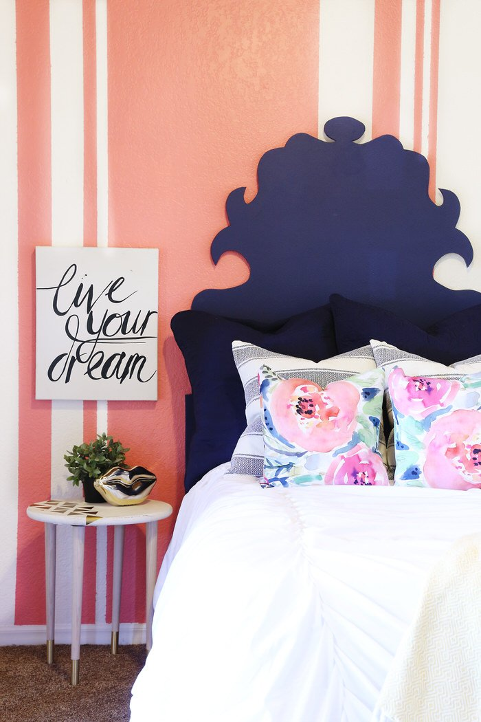 Decorating teen bedroom decorating tips, tricks & projects • the budget decorator