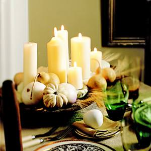 5 Quick And Cheap Thanksgiving Decorating Ideas The Budget Decorator