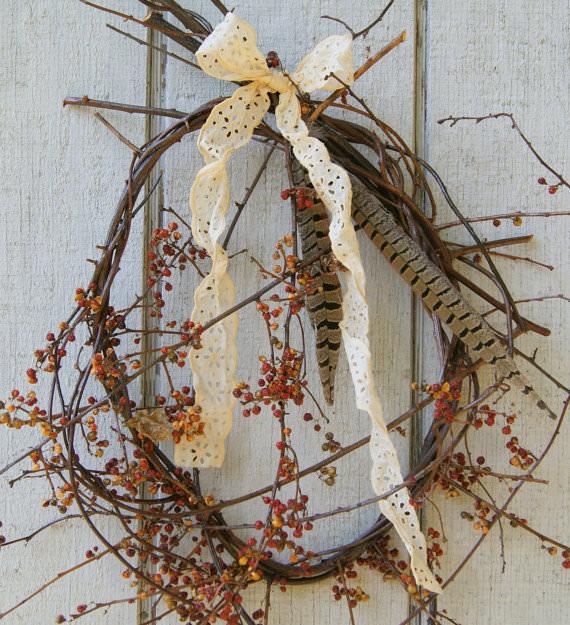 berry-wreath