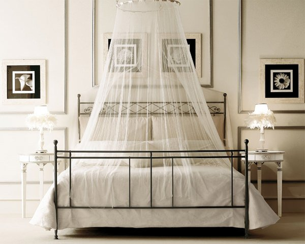 Bed Canopy Diy Fascinating Romantic Diy Canopies On A Budget  The Budget Decorator Inspiration Design
