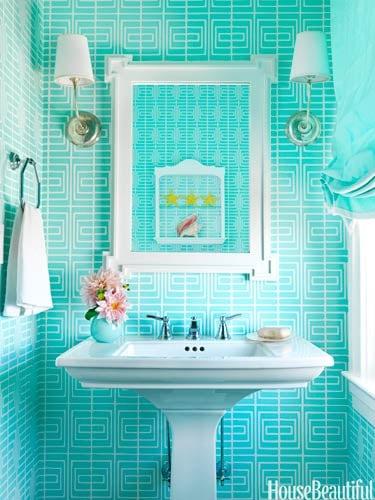 Bathroom Décor: Quick Bathroom Decorating on a Budget • The Budget ...