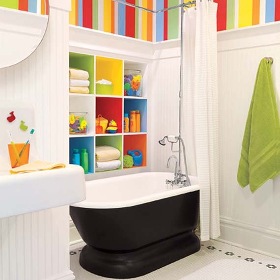 Cheap bathroom fix ups for any family the budget decorator for Quick fix bathroom ideas