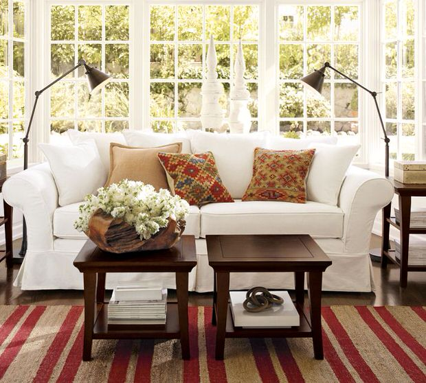 Decorating Your Living Room On A Budget • The Budget Decorator