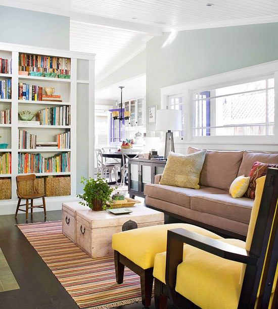 5 Quick and Cheap Decorating Ideas for Family Living • The Budget ...
