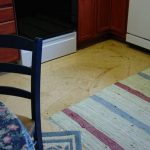 TBD's DIY Paper Bag Floor