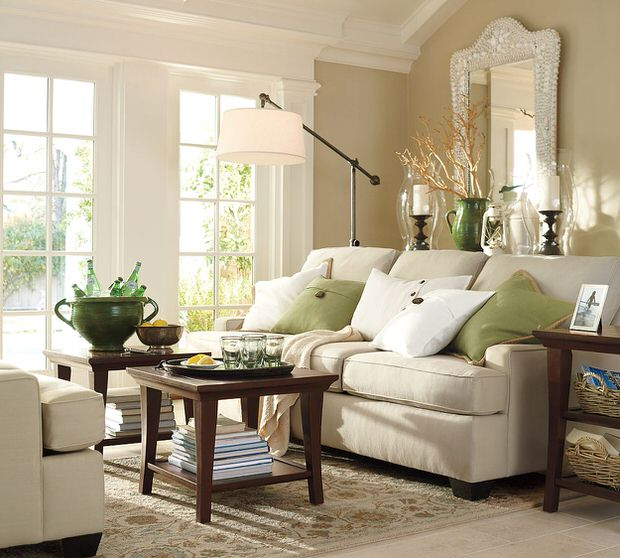 Home Decorating Styles: Clean Country Decorating • The