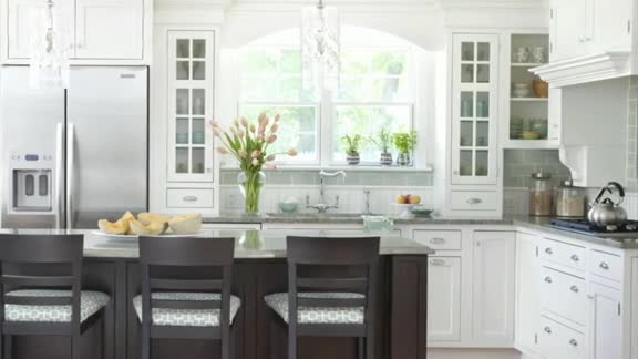 Quick kitchen transformations on a dime the budget for Design on a dime kitchen ideas