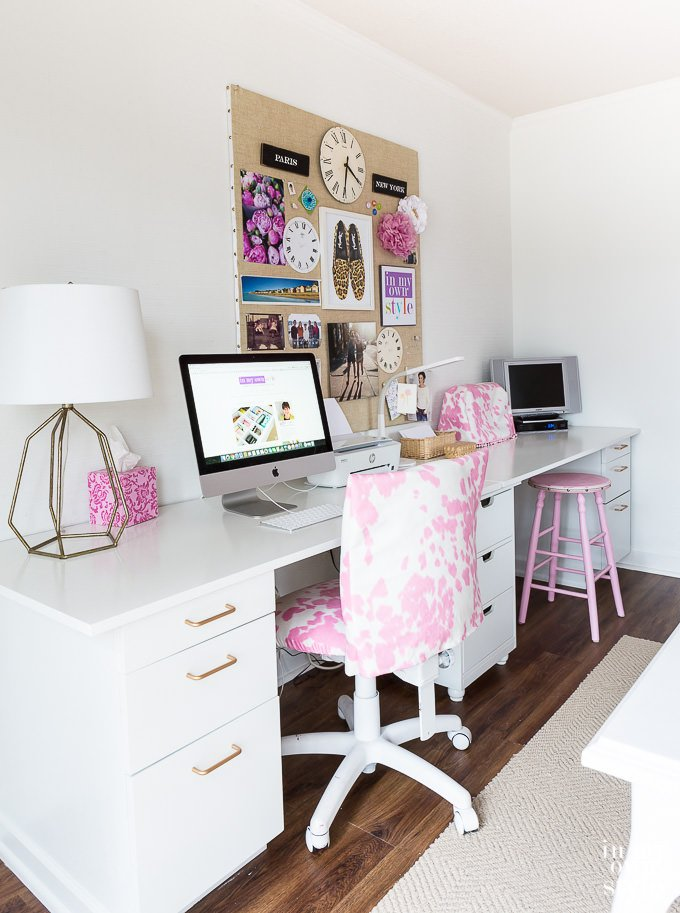 craft room office ideas diy craft room ideas amp projects the budget decorator 4030