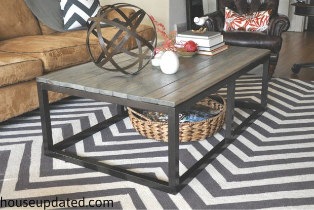 Diy Coffee Table Projects The Budget Decorator