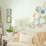 5 Ways to Decorate with Plates