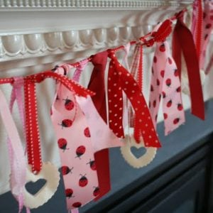 Valentines decoration