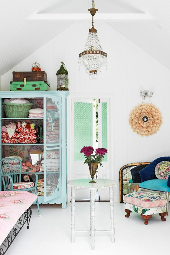 Vintage Style Decorating How To 21