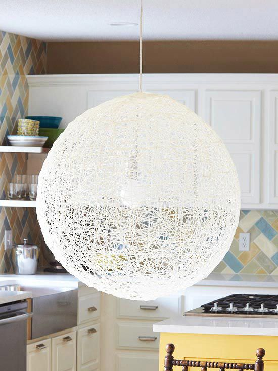 DIY Budget Lighting Projects  The Budget Decorator