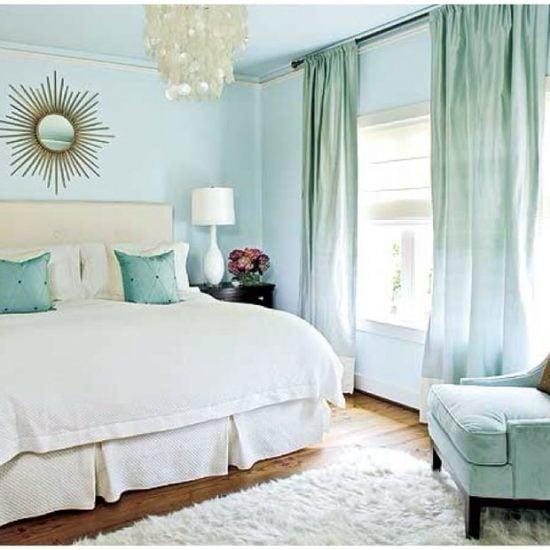 Calming Bedroom Design