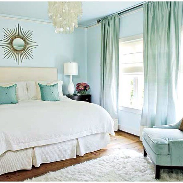 calming bedroom design - Relaxing Bedroom Decorating Ideas