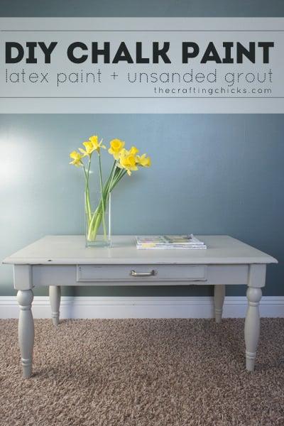 Chalk Paint Ideas for Rustic Home Decor