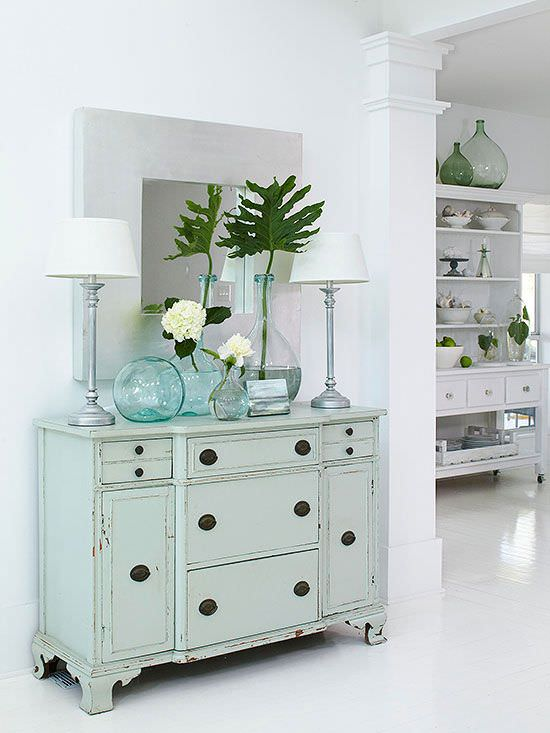 Vintage Style Decorating - How to