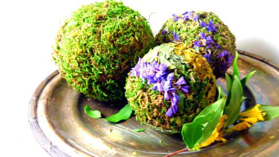 DIY Moss Balls