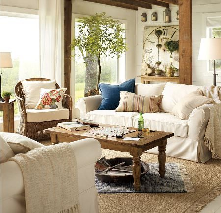 pottery barn - Styles Of Home Decor