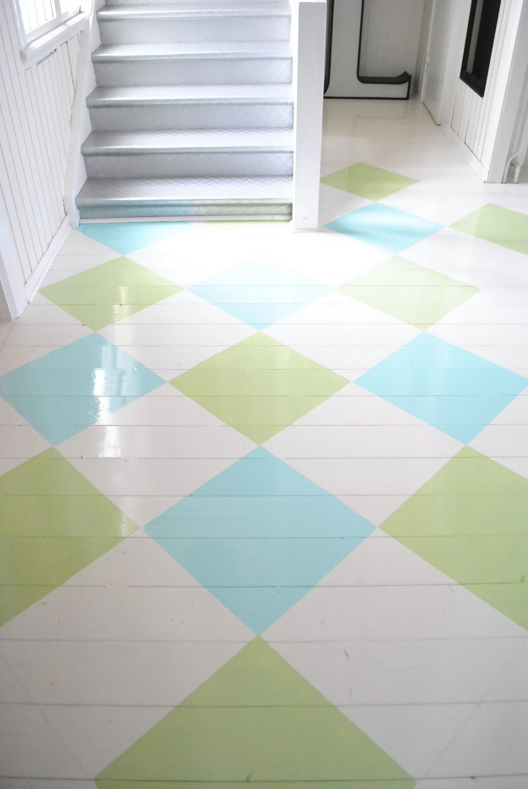 Floored Painted Floor Ideas Amp Projects The Budget