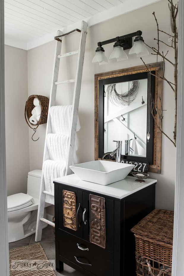 5 eco friendly decorating ideas on a budget the budget for Ideas to decorate a bathroom on a budget