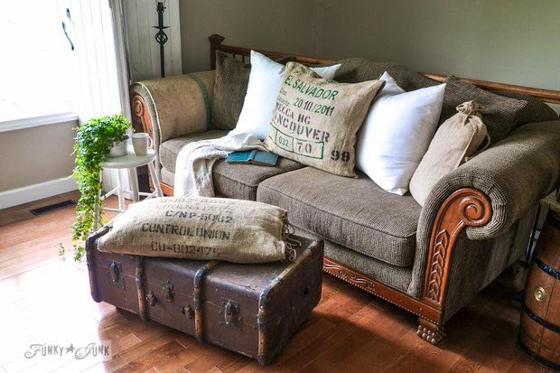 DIY Vintage Suitcase Projects • The Budget Decorator