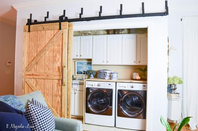 DIY Laundry Room Ideas & Makeovers