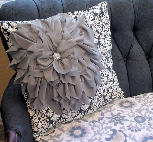 diy throw pillow projects • the budget decorator Making Decorative Pillows