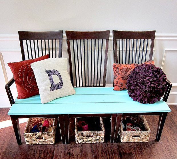 repurposed-chairs-into-bench