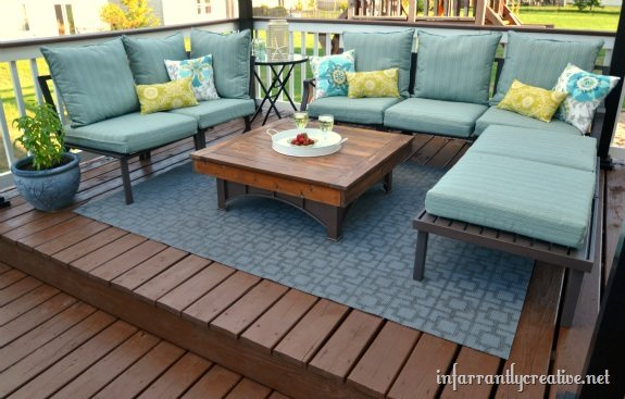 Large Outdoor Rugs Show Home Design