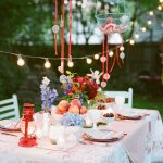 Entertaining Outdoors – Chic, on the Cheap!