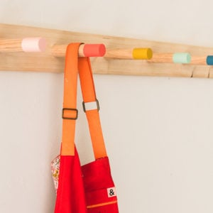 15 Creative DIY Coat Racks