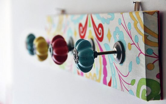 Creative DIY Coat Racks