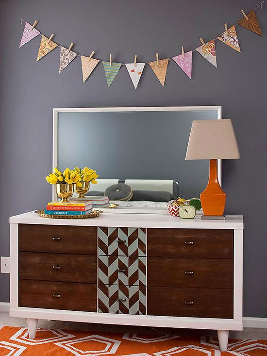 Thrift Store Furniture Makeovers The Budget Decorator