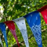 Front Porch – 4th of July Decorating Ideas