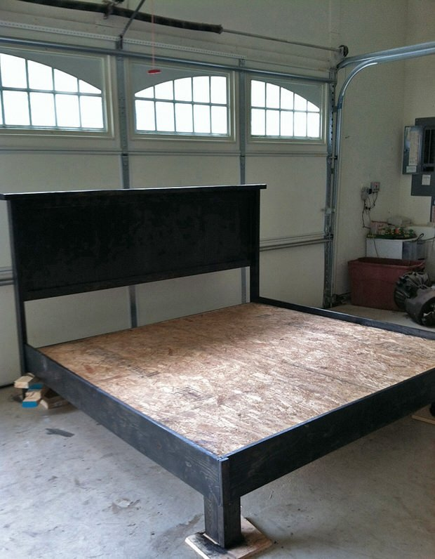 bed frame 21 - Diy King Size Bed Frame