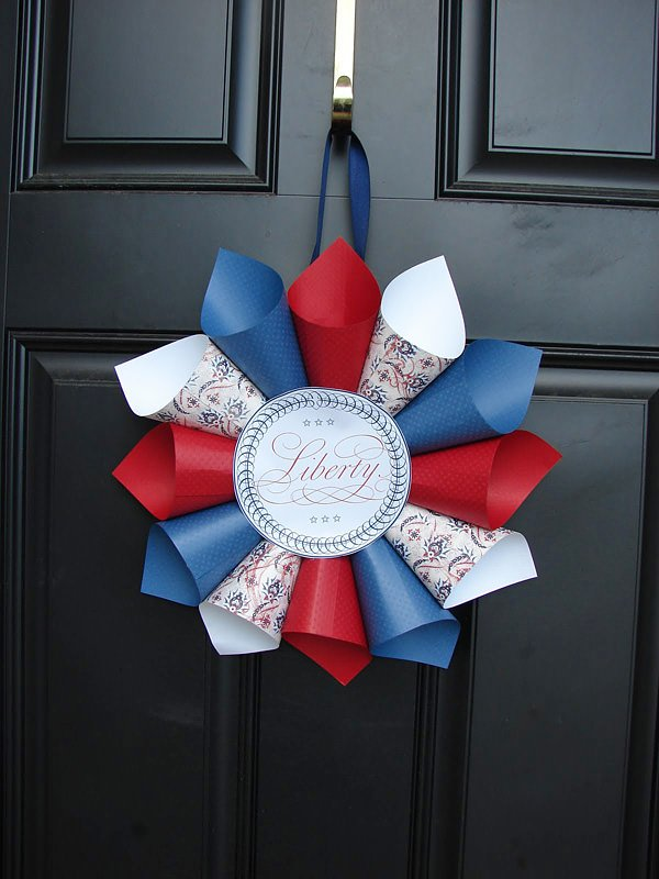 Front Porch Amp Outdoor 4th Of July Decorating Ideas The Budget Decorator