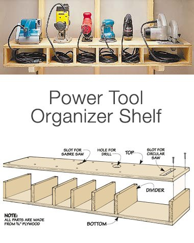 Garage Storage on a Budget | The Budget Decorator