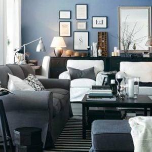 Warm Modern Decorating